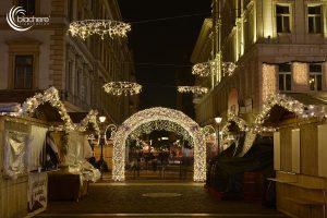 Szent István tér Karácsonyi Vásár 2015