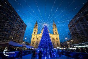 Szent István tér Karácsonyi Vásár 3. - 2015